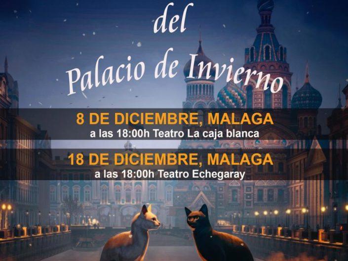 Los gatitos del palacio de invierno